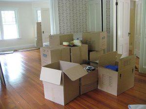 Professzionális költöztetés