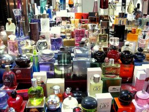 Parfüm webshop kínálat