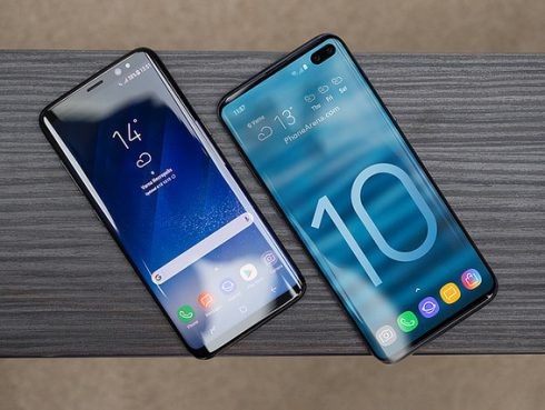 Különleges Samsung S10 felhozatal